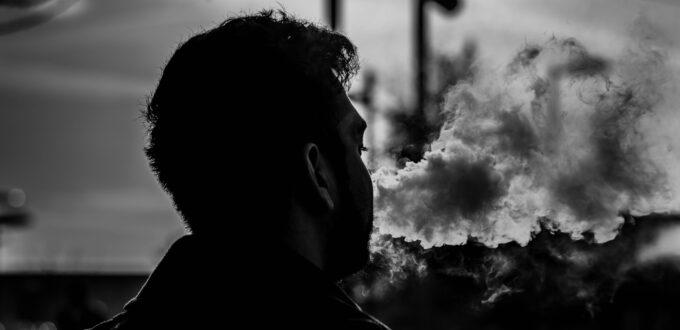 why people smoking